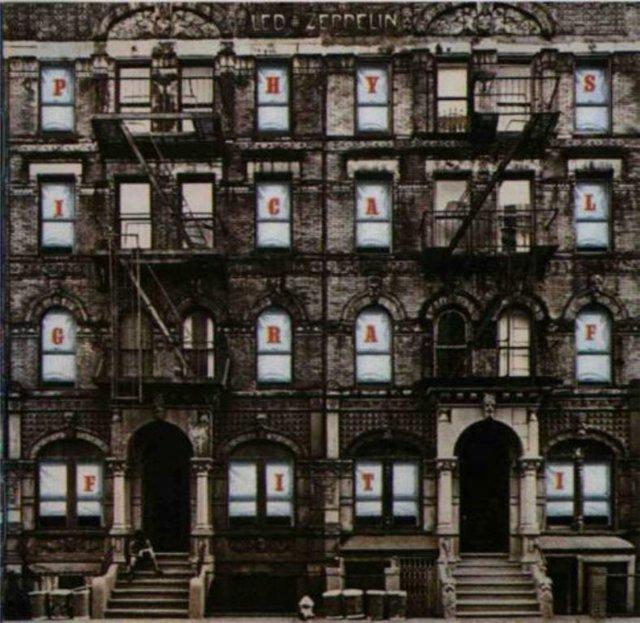 Led Zeppelin - Phisical Graffiti