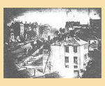 Манде Даггер Парижский бульвар. 1839 год